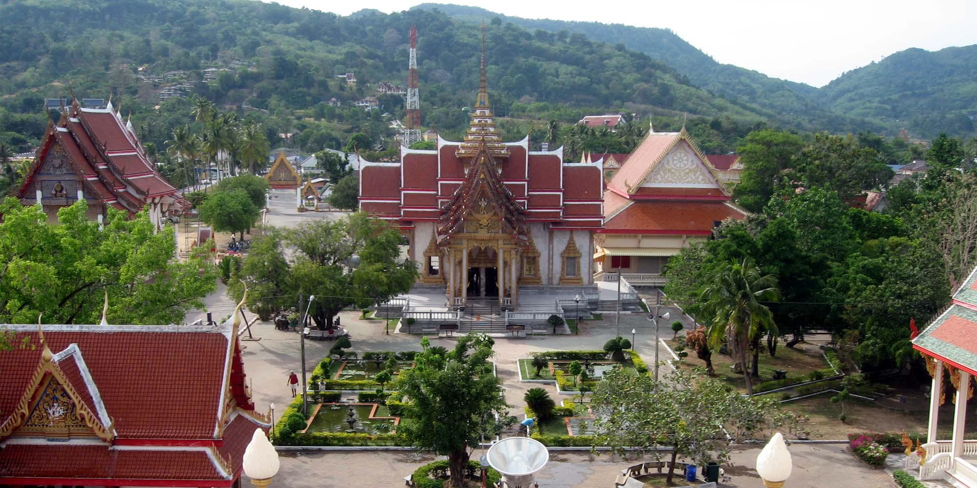 Wat-Chalong
